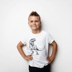 Megaprint Fantovska majica Dino - pobarvaj si sam