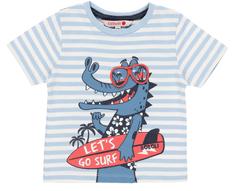 Boboli chlapecké tričko s krokodýlem 312028