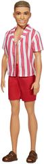 Mattel lalka Barbie Ken 60 rocznica - 1961 Ken w stroju plażowym