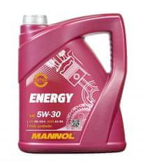 Mannol motorno ulje Energy 5W-30, 5 l