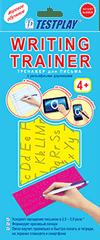 TESTPLAY PSACÍ TRENAŽER - výuka psaní pro děti
