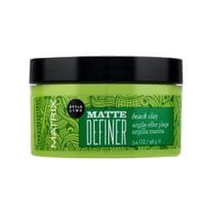 Matrix Style Link Play Matte Definer Beach Clay modelující hlína pro matný efekt 100 ml
