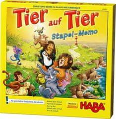 HABA Stolní hra Zvířátko na zvířátko