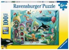 Ravensburger 129720 Puzzle Podvodna čuda, 100 komada