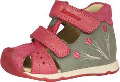 Szamos 4305/40433 kožne sandale za djevojčice