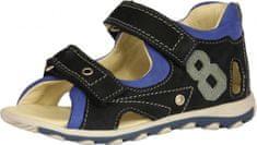 Szamos 4320/20213 kožne sandale za dječake
