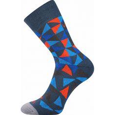 Voxx Ponožky modré (Matrix)