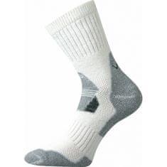 Voxx Ponožky merino bielé (Stabil)