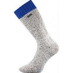 Voxx Ponožky merino sivé (Haumea)