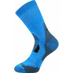 Voxx Ponožky merino modré (Stabil)