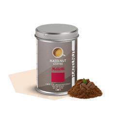 Caffé Musetti Mletá káva s prichuťou Oriešok (Hazelnut) 125g
