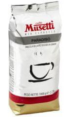 Caffé Musetti zrnková káva Musetti Paradiso 85/15 1kg