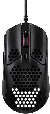 Herní myš Kingston HyperX Pulsefire Haste (HMSH1-A-BK/G) 6 tlačítek, makra, ergonomie, RGB