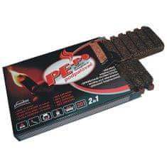 PE-PO Podpalovac PE-PO®, drevný, 20 podpalov, FSC 100%, 2v1