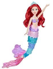 Disney Panenka Ariel duhové překvapení