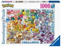 Ravensburger 151660 Challenge puzzle Pokémon 1000 darabos