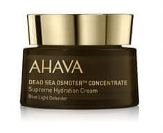AHAVA Supreme hydratačný krém - ochrana pred Modrým svetlom pre všetky typy pleti s obsahom Minerálov z Mŕtveho mora 50ml