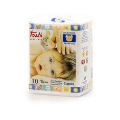 Trudi Baby Dry Fit podložky 60x60cm 10ks