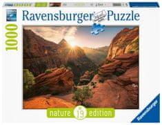 Ravensburger Puzzle 167548 Zion Canyon, USA 1000 darabos