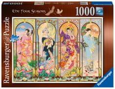 Ravensburger Puzzle 167685 Négy évszak 1000 darabos