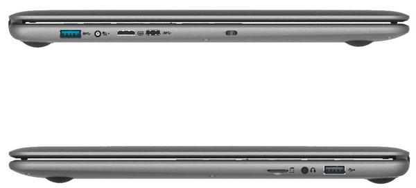 Notebook UMAX VisionBook 15Wr Plus SSD rozšírenie úložiska