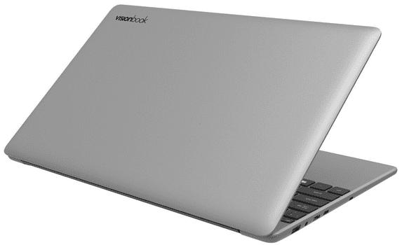 Notebook UMAX VisionBook 15Wr Plusr multitasking výkon videa aplikácie Intel celeron