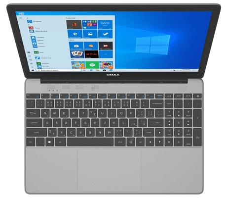 Notebook UMAX VisionBook 15Wr Plus full hd ips