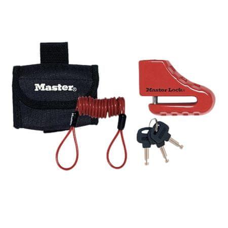 MasterLock Zamek hamulca tarczowego z obudową 8304EURDPS Master Lock - 104mm