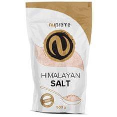 Nupreme Himalájská sůl růžová 500 g