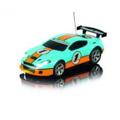 Carson Modelsport NANO RACER Classic Boss, 1:60, LED, zvukový modul, 4 kužely, 100% RTR