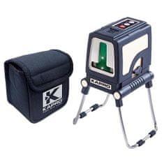 KAPRO Laser KAPRO® 872GS Prolaser® Plus, Cross, GreenBeam, so statívom