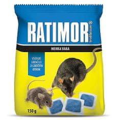 Ratimor Navnada RATIMOR® Brodifacoum fresh bait, 150 g, mäkká
