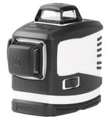 KAPRO Laser KAPRO® 883G Prolaser®, 3D All-Lines, GreenBeam, v kufri