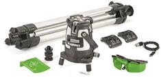 KAPRO Laser KAPRO® 875GS Prolaser®, Beamfinder™, GreenBeam, v kufri