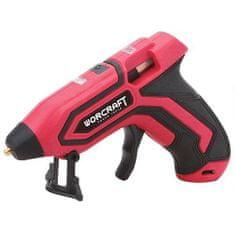 Worcraft Pištoľ Worcraft CGG-3,6Li, 5 V, Li-Ion, 7 mm, USB kábel, na tavné tyčinky
