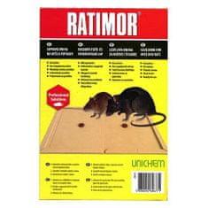 Ratimor Doska RATIMOR® na myši a potkany, lepová