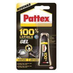 Henkel Lepidlo Pattex® 100% GEL, 8 g