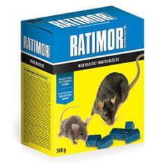 Ratimor Navnada RATIMOR® Brodifacoum wax blocks, 300 g, parafínové kocky