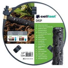 """Cellfast Hadica Cellfast DRIP 1/2"""", L-07.5 m, priesaková"""