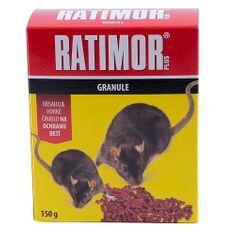 Ratimor Navnada RATIMOR® Bromadiolon pellets, 150 g, granule