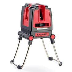 KAPRO Laser KAPRO® 873S Prolaser® Vector, krížový + bočný, RedBeam, so statívom 3,2 m
