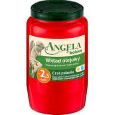 Bolsius Napln bolsius Angela NR03 červená, 55 h, 150 g, olej