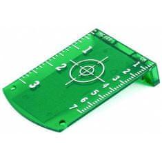 KAPRO Terc KAPRO® 845G Laser Target, pre zelený laser