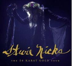 Nicks Stevie: Live In Concert: The 24 Karat Golden Tour (2x CD+DVD) - CD