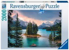 Ravensburger puzzle Kanada 167142, 2000 elementów