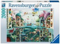 Ravensburger puzzle Gdyby ryby mogły chodzić 168231, 2000 elementów