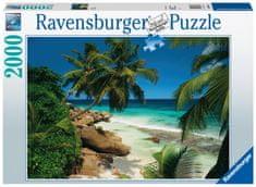 Ravensburger sestavljanka Sejšeli 813667, 2000 kosov