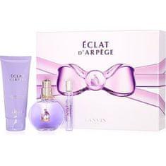 Lanvin Eclat D`Arpege - EDP 100 ml + tělové mléko 100 ml + EDP 7,5 ml