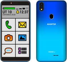 Aligator S5540 Senior, 2GB/32GB, Blue