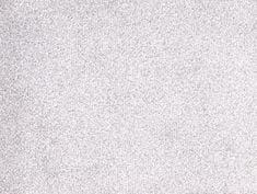 Spoltex AKCE: 170x190 cm bez obšití Metrážový koberec Ester / 74 bílo šedá (Rozměr metrážního produktu Rozměr na míru bez obšití)